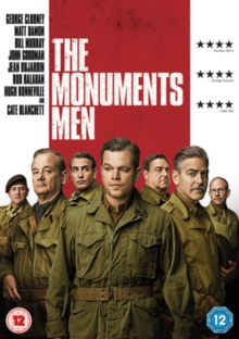 The Monuments Men, DVD DVD