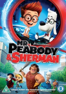 Mr. Peabody and Sherman, DVD  DVD