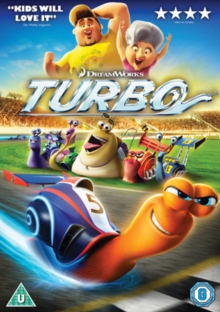 Turbo, DVD  DVD