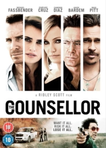 The Counsellor, DVD DVD
