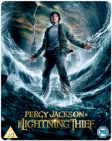 Percy Jackson and the Lightning Thief, Blu-ray  BluRay