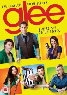 Glee: Season 5, DVD  DVD