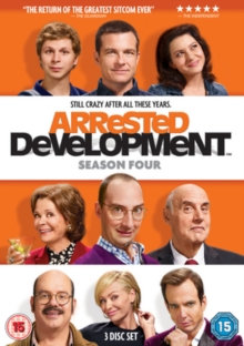 Arrested Development: Season 4, DVD  DVD