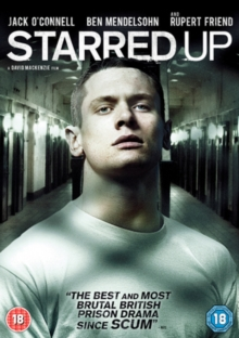 Starred Up, DVD  DVD