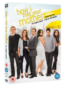How I Met Your Mother: The Complete Ninth Season, DVD  DVD