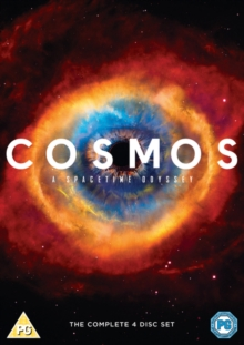 Cosmos - A Spacetime Odyssey: Season One, DVD  DVD