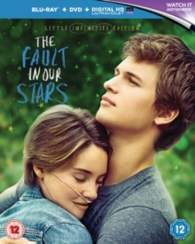 The Fault in Our Stars, Blu-ray BluRay