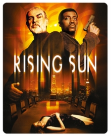 Rising Sun, Blu-ray  BluRay