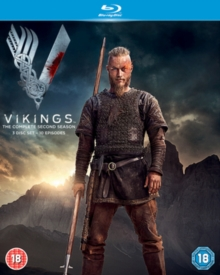 Vikings: The Complete Second Season, Blu-ray  BluRay