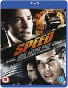 Speed/Speed 2 - Cruise Control, Blu-ray  BluRay