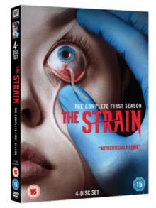 The Strain: Season 1, DVD DVD