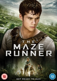 The Maze Runner, DVD DVD