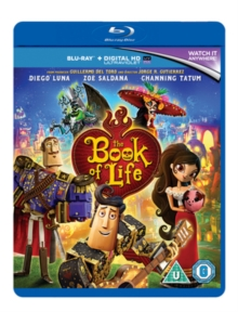 The Book of Life, Blu-ray BluRay