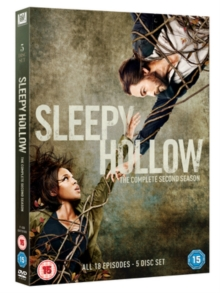 Sleepy Hollow: The Complete Second Season, DVD DVD