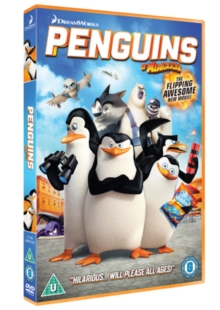 Penguins of Madagascar, DVD  DVD