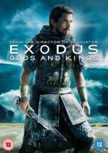 Exodus - Gods and Kings, DVD  DVD