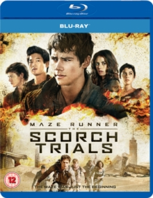 Maze Runner: Chapter II - The Scorch Trials, Blu-ray BluRay