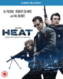 Heat, Blu-ray BluRay