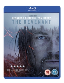 The Revenant, Blu-ray BluRay