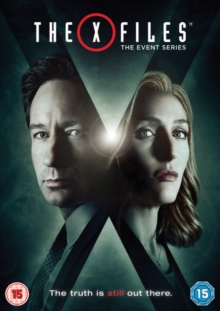 The X-Files: The Event Series, DVD DVD