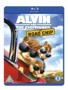 Alvin and the Chipmunks: Road Chip, Blu-ray BluRay