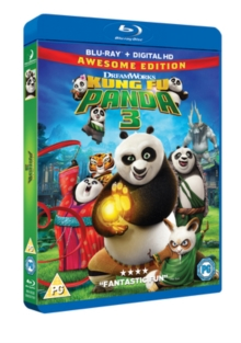 Kung Fu Panda 3, Blu-ray BluRay