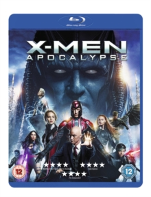 X-Men: Apocalypse, Blu-ray BluRay