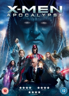 X-Men: Apocalypse, DVD DVD