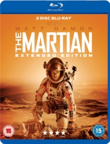 The Martian: Extended Edition, Blu-ray BluRay