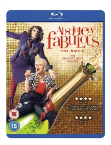 Absolutely Fabulous: The Movie, Blu-ray BluRay