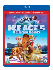 Ice Age: Collision Course, Blu-ray BluRay
