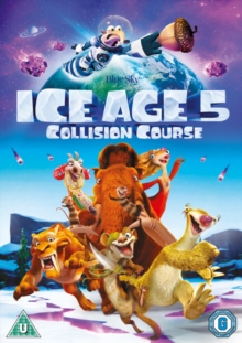 Ice Age: Collision Course, DVD DVD