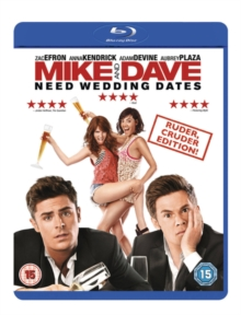 Mike & Dave Need Wedding Dates, Blu-ray BluRay