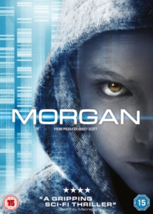 Morgan, DVD DVD