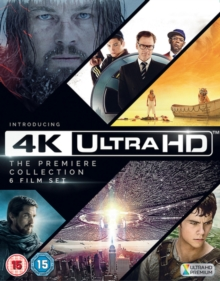 4K Ultra HD - The Premiere Collection, Blu-ray BluRay