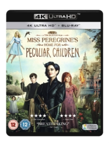 Miss Peregrine's Home for Peculiar Children, Blu-ray BluRay