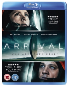 Arrival, Blu-ray BluRay