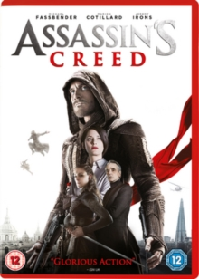 Assassin's Creed, DVD DVD
