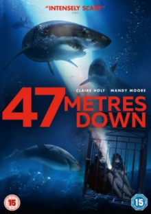 47 Metres Down, DVD DVD