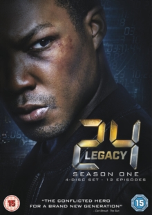 24: Legacy - Season One, DVD DVD