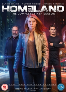 Homeland: The Complete Sixth Season, DVD DVD