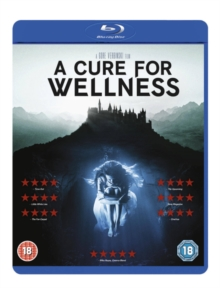 A   Cure for Wellness, Blu-ray BluRay