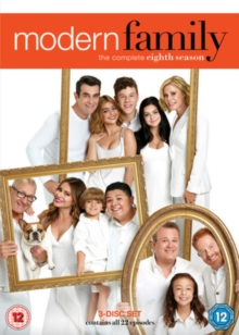 Modern Family: The Complete Eighth Season, DVD DVD