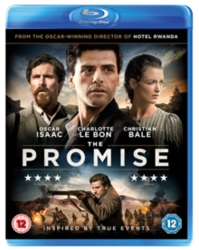 The Promise, Blu-ray BluRay