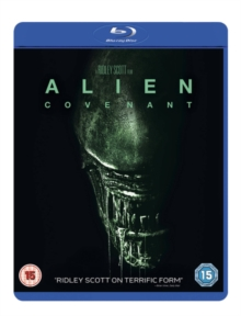 Alien: Covenant, Blu-ray BluRay