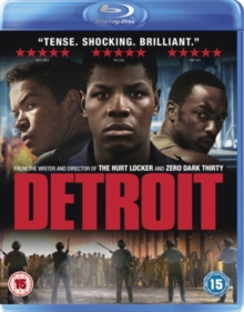 Detroit, Blu-ray BluRay