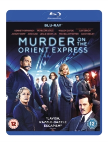 Murder On the Orient Express, Blu-ray BluRay