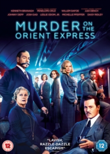 Murder On the Orient Express, DVD DVD