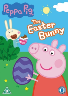 Peppa Pig: The Easter Bunny, DVD DVD