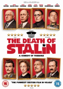 The Death of Stalin, DVD DVD
